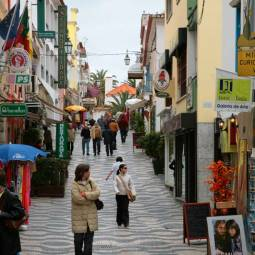 Cascais Shopping Street