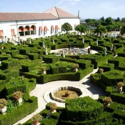 Bishops Garden in Castelo Branco