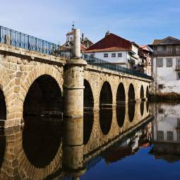 Roman Bridge at Chaves