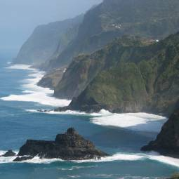 Atlantic Cliffs - Madeira