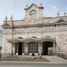 Coimbra Railway Station