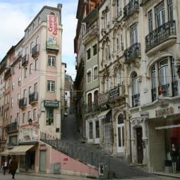 Coimbra Street Corner