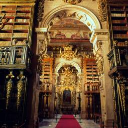 Joaonina Library - Coimbra