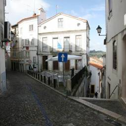 Old Coimbra Streets