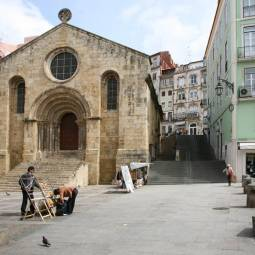 Igreja Sao Tiago - Coimbra