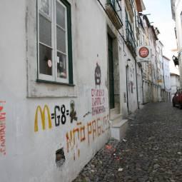 Student Street - Coimbra