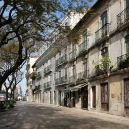 Rua Dom Pedro V - Bairro Alto - Lisbon