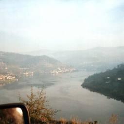 Douro - Near Entre-os-Rios
