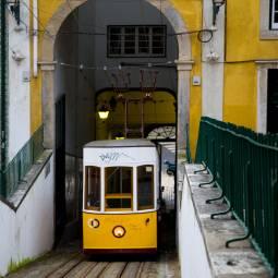 Elevador da Bica - Lisbon