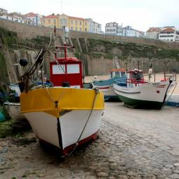 Ericeira Fishing Boats