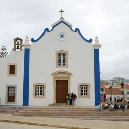 Santa Marta Chapel in Ericeira