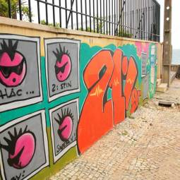 Graffiti - Estoril