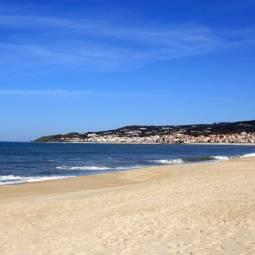 Figueira da Foz beach