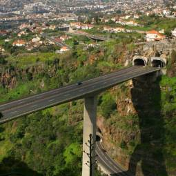 Funchal Highway Bridge - Madeira