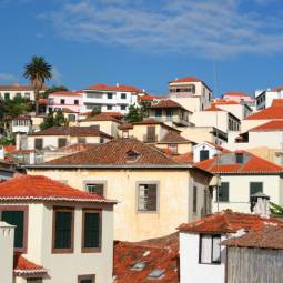 Funchal Rooftops - Madeira