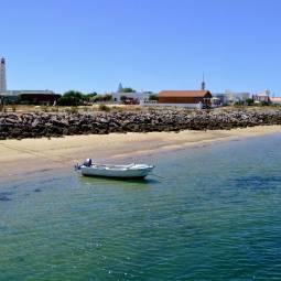 Ilha da Cultura beach - Faro
