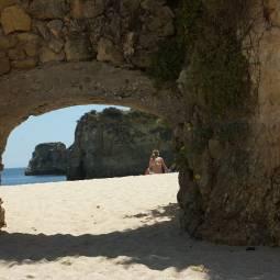 Lagos Beach Arch