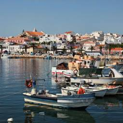Lagos harbour - Algarve