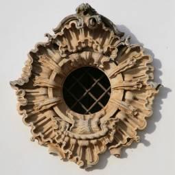 Window Detail - Santuário Nossa Senhora dos Remédios - Lamego