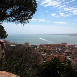 View from the Castle - Lisbon