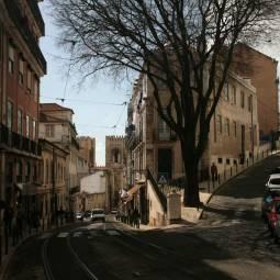Alfama Streets - Lisbon