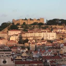View form Bairro Alto - Lisbon