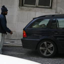 Lisbon Car Parking Attendant
