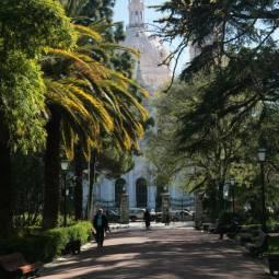 Estrela Garden and Basilica