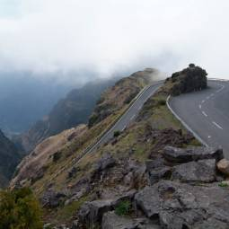 Hairpin Bend - Madeira