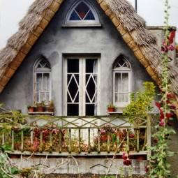 Traditional Madeira House