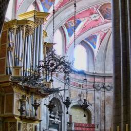 Main Chapel - Lisbon Cathedral