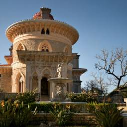 Monserrate Palace - Sintra