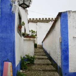 Alley way - Obidos