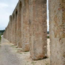Amoreira Aqueduct - Obidos