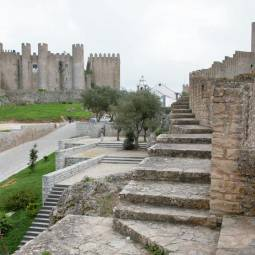 Obidos Castle and Walls