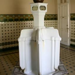 Ornate Urinal - Porto