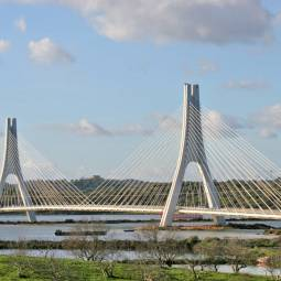 Portimao Suspension Bridge