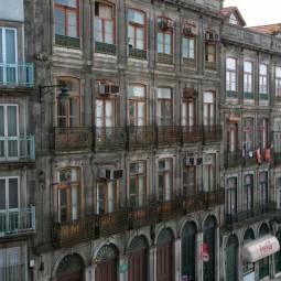 Porto - City Centre Block
