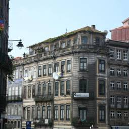 Cnetral Porto Buildings
