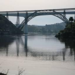 Ponte Dona Maria Pia - Porto