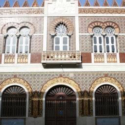 Ornate Facade - Porto