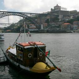 Porto River Cruise Boat