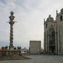 Porto Cathedral Square