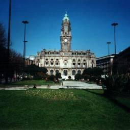 Porto Town Hall