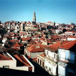 Red Rooftops in Porto