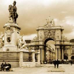 Praca do Comercio - Lisbon