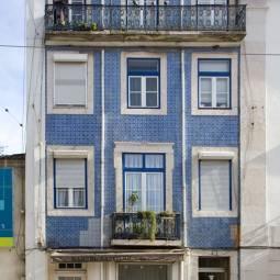 Principe Real Facade - Lisbon