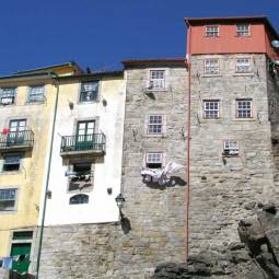Houses in the Ribeira - Porto