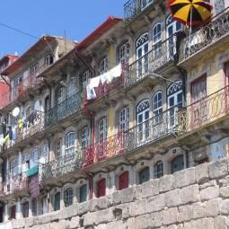 Ribeira Houses - Porto