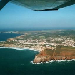 Aerial Photo of Sagres